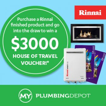 Rinnai Competition
